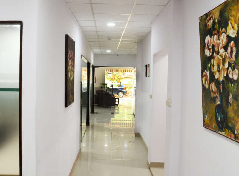 coworking spaces in Noida