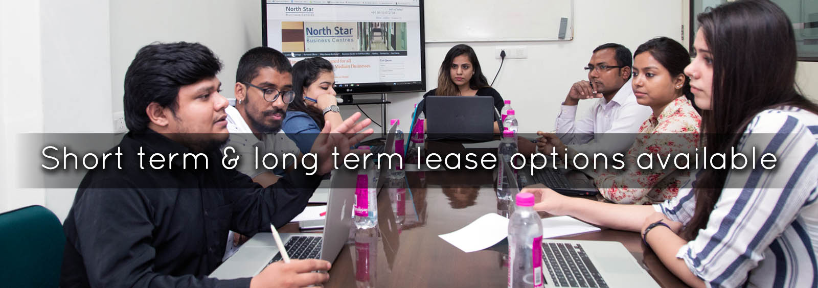 coworking office space for lease in noida